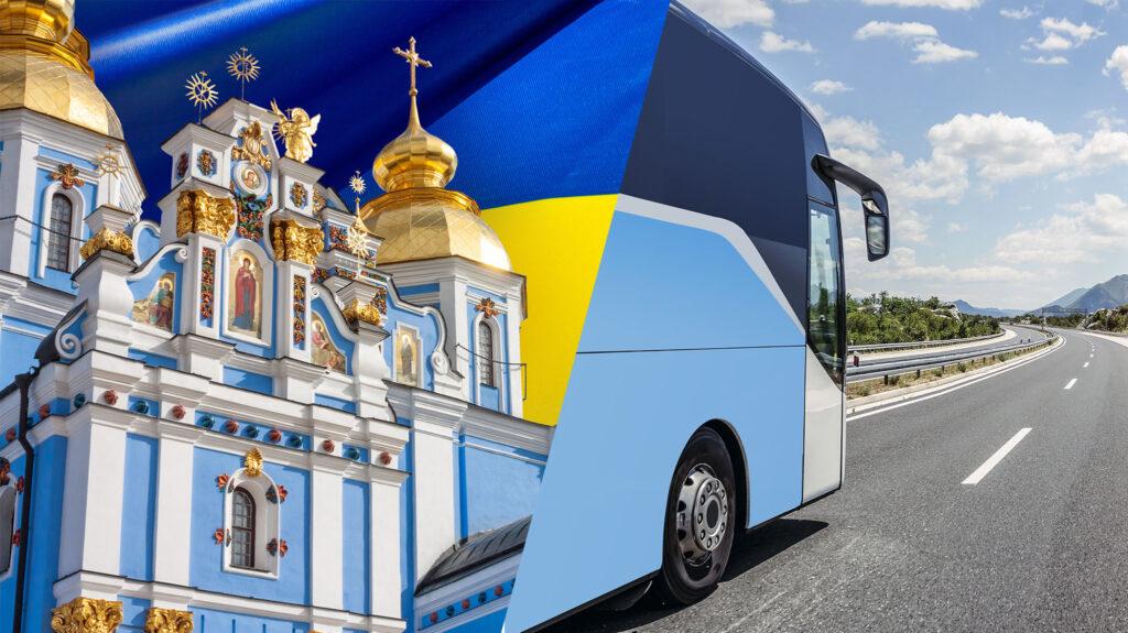 Autobusy na Ukrainę z Polski